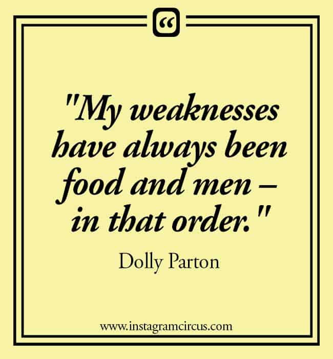Funny Food Quote