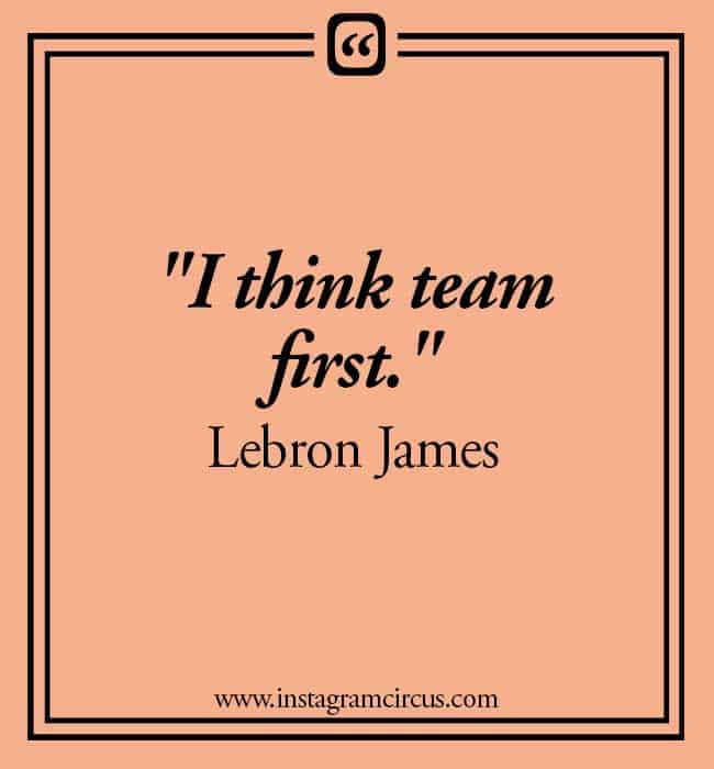 basketball quotes on team work