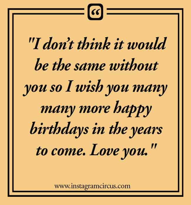 birthday quotes for couples