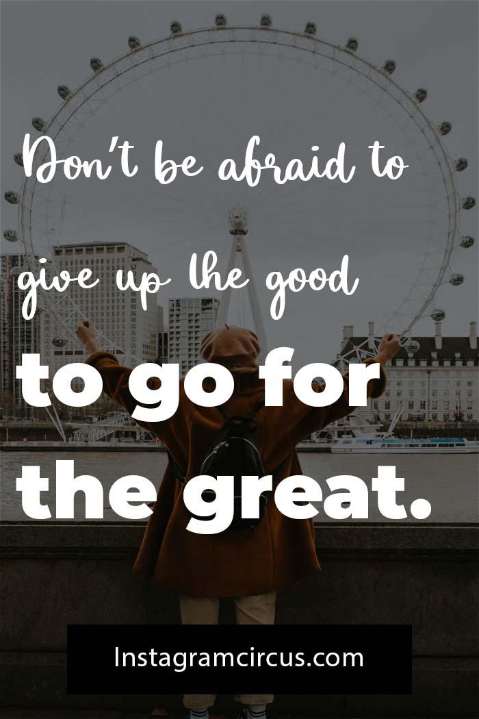 clever Pinterest quotes motivation