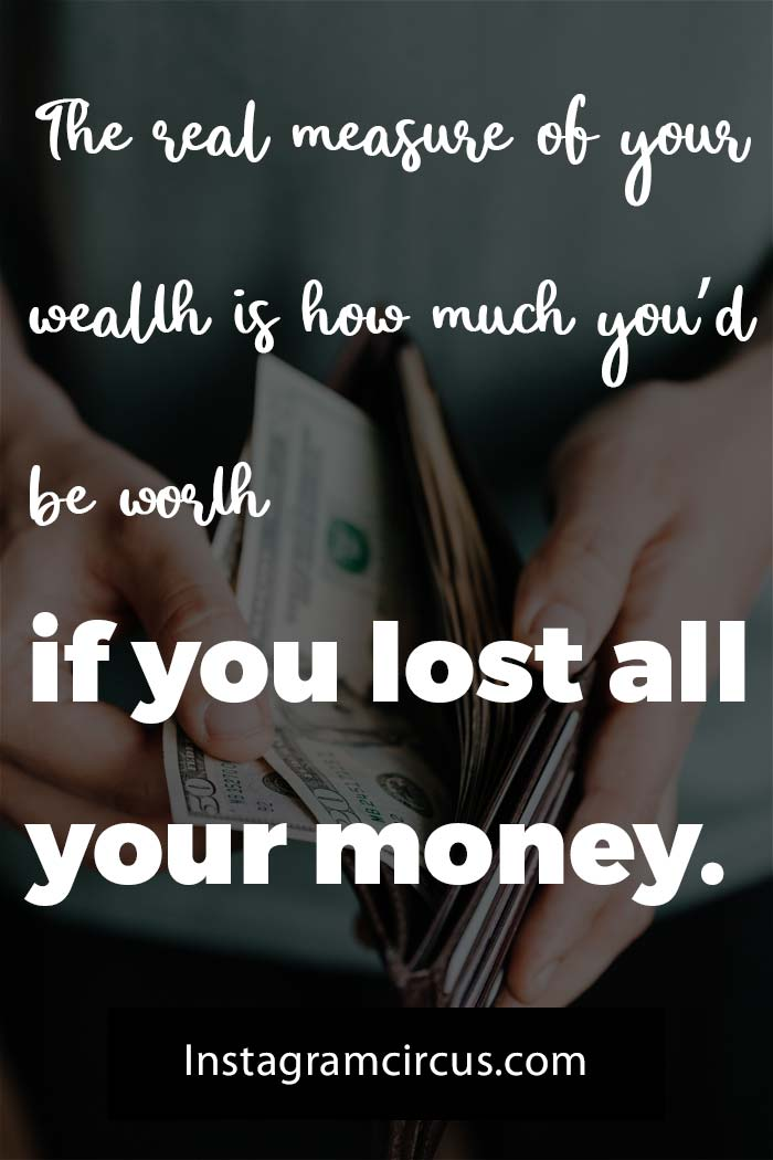 Importance of Money Quotes
