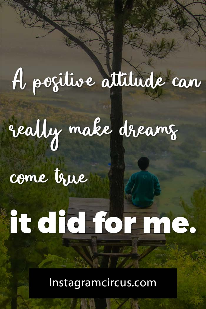 awesome positive attitude quotes