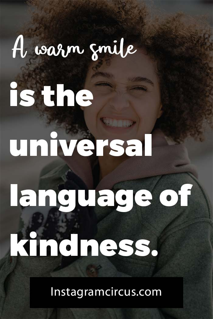 awesome genuine smile quotes