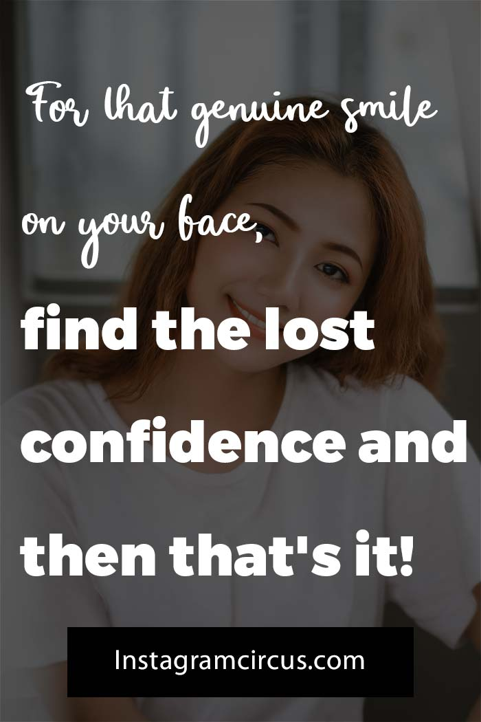 clever genuine smile quotes