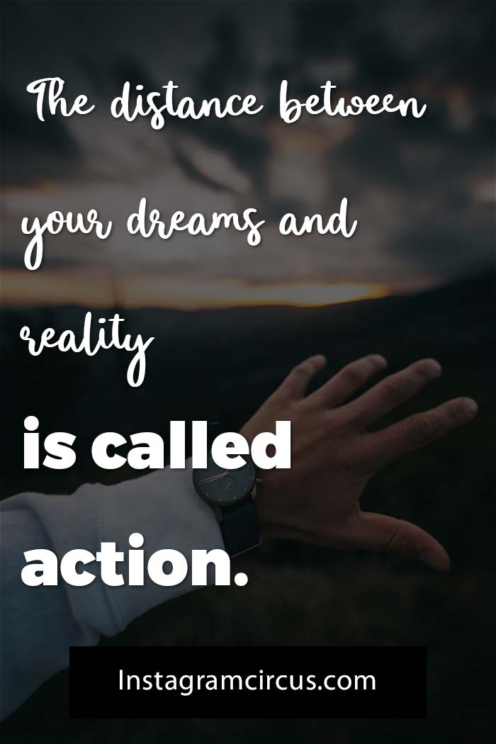 Inspirational quotes dreams