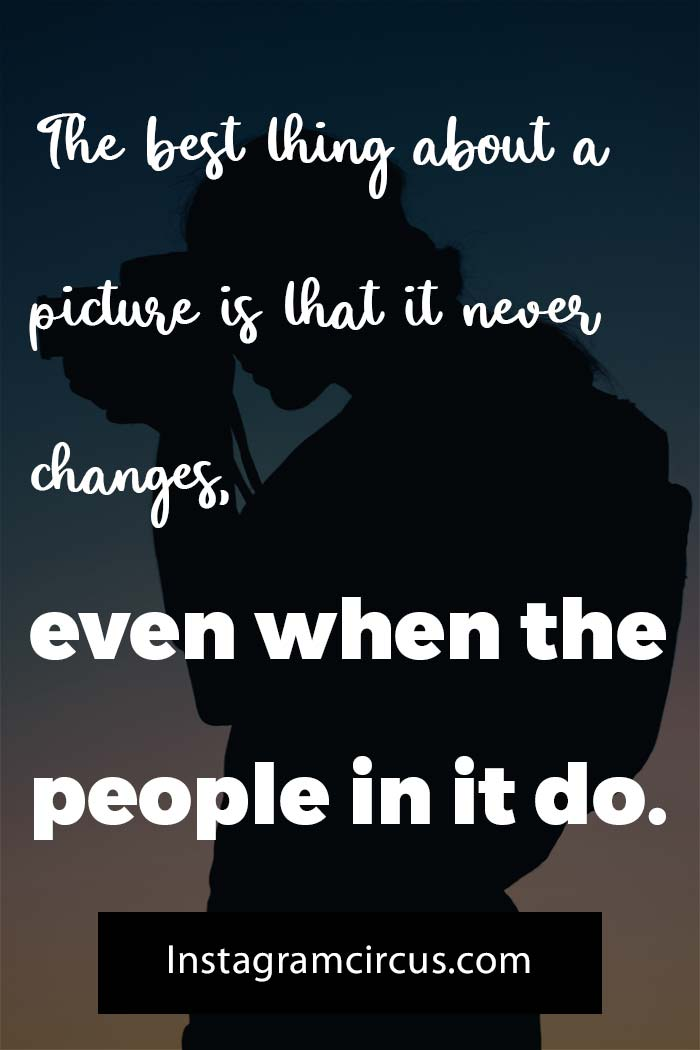 Photography Quotes for Instagram